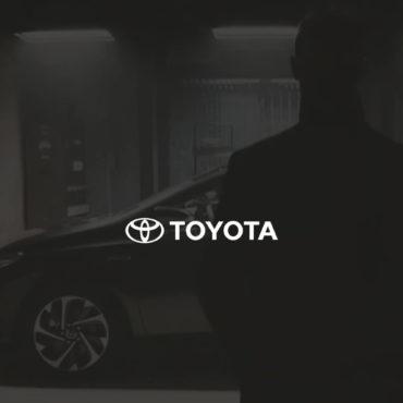 Toyota cementeria
